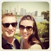 Chicago, Anniversary Trip