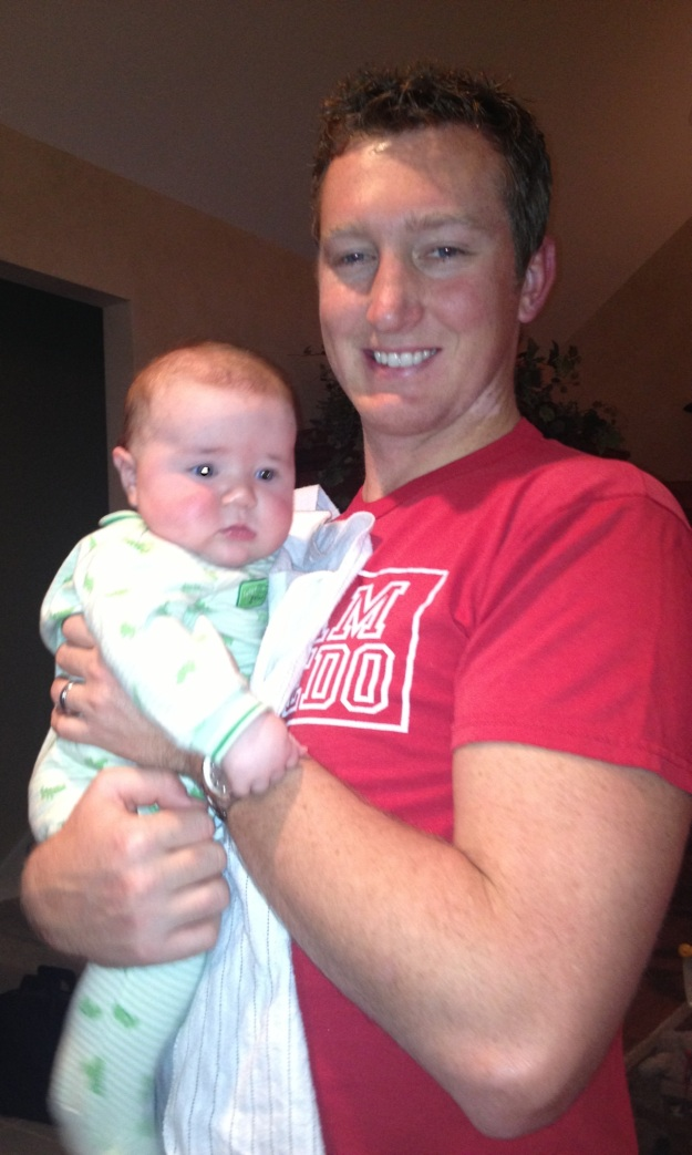 Brian and Colt