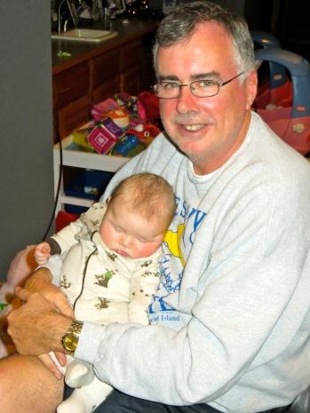 Papa and Colt