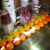 Giving Jamba Juice another shot